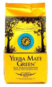 Yerba Mate Green FITNESS  1 kg