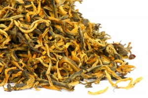 Golden Beauty No.1 - herbata czarna Yunnan Golden Tips